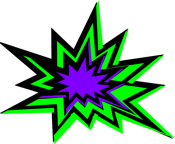 Free starburst clip art at vector clip art 2