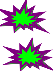 Free starburst clip art at vector clip art 5
