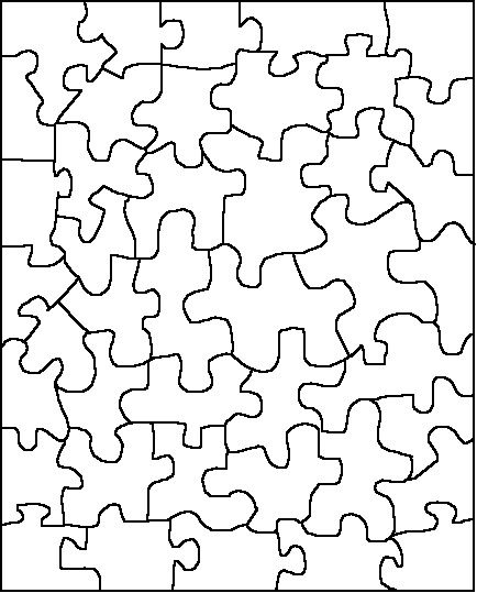 Gallery for clip art and puzzle pieces image