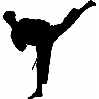 Karate clip art free download clipart images 3