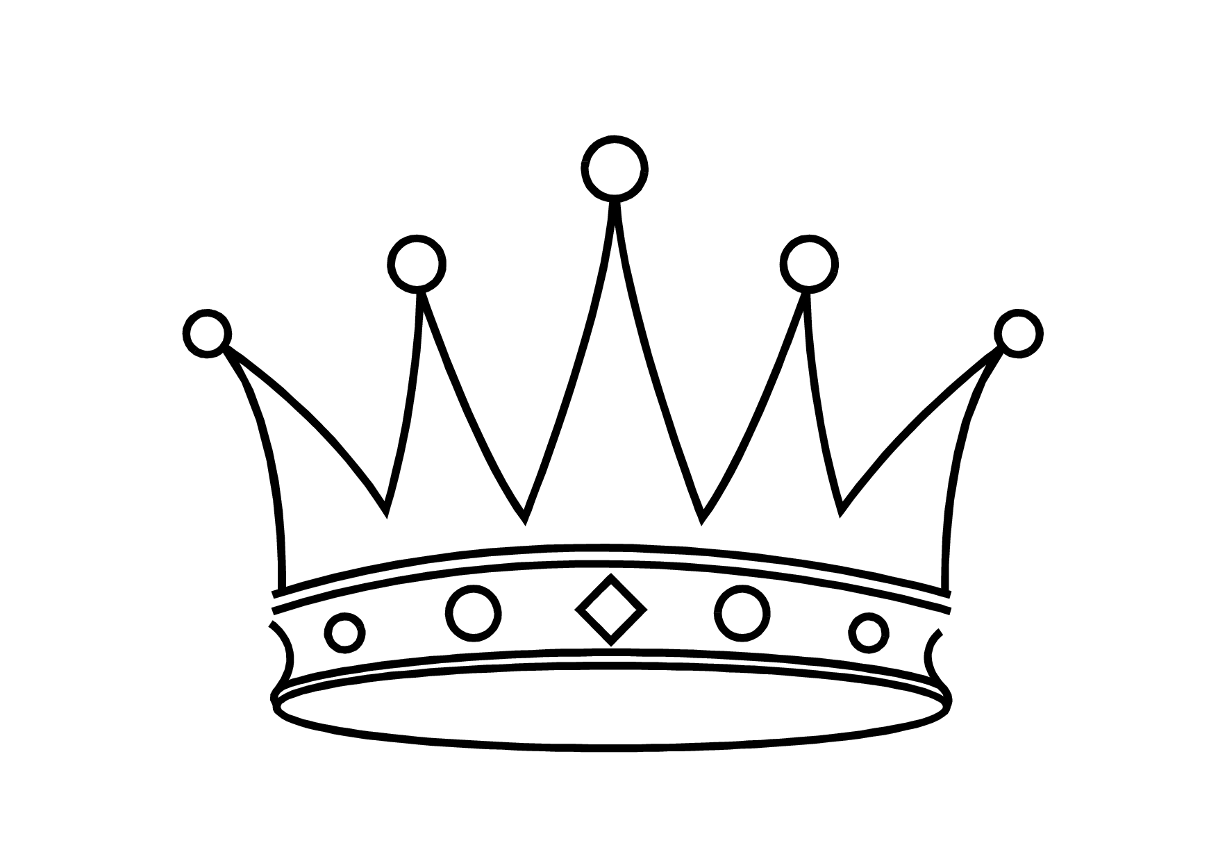 King crown clipart kid 2