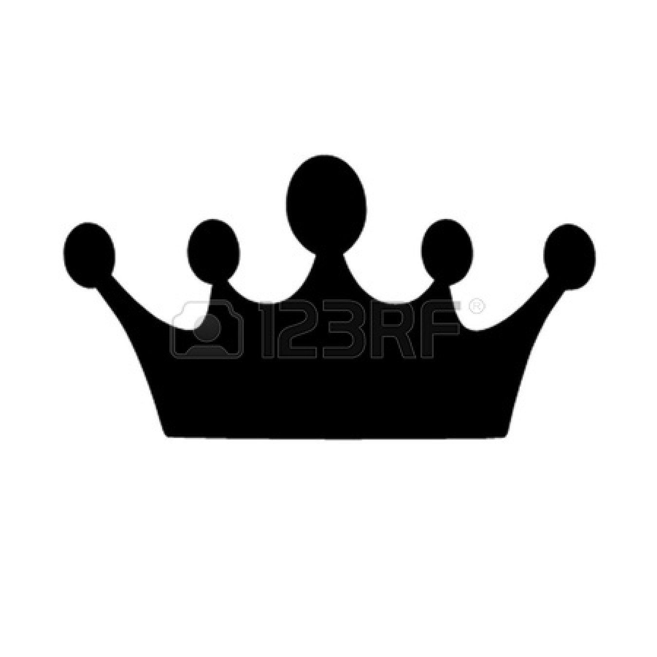 King crown clipart kid