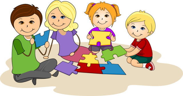 National game and puzzle week clip art