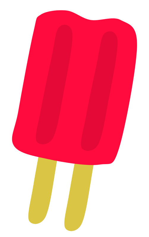 Popsicle clipart kid