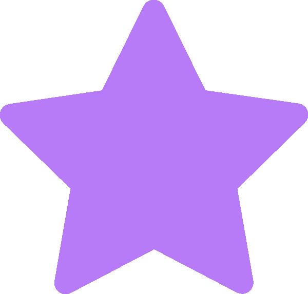 Purple starburst clipart