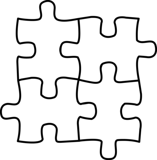Puzzle clipart free to use clip art resource