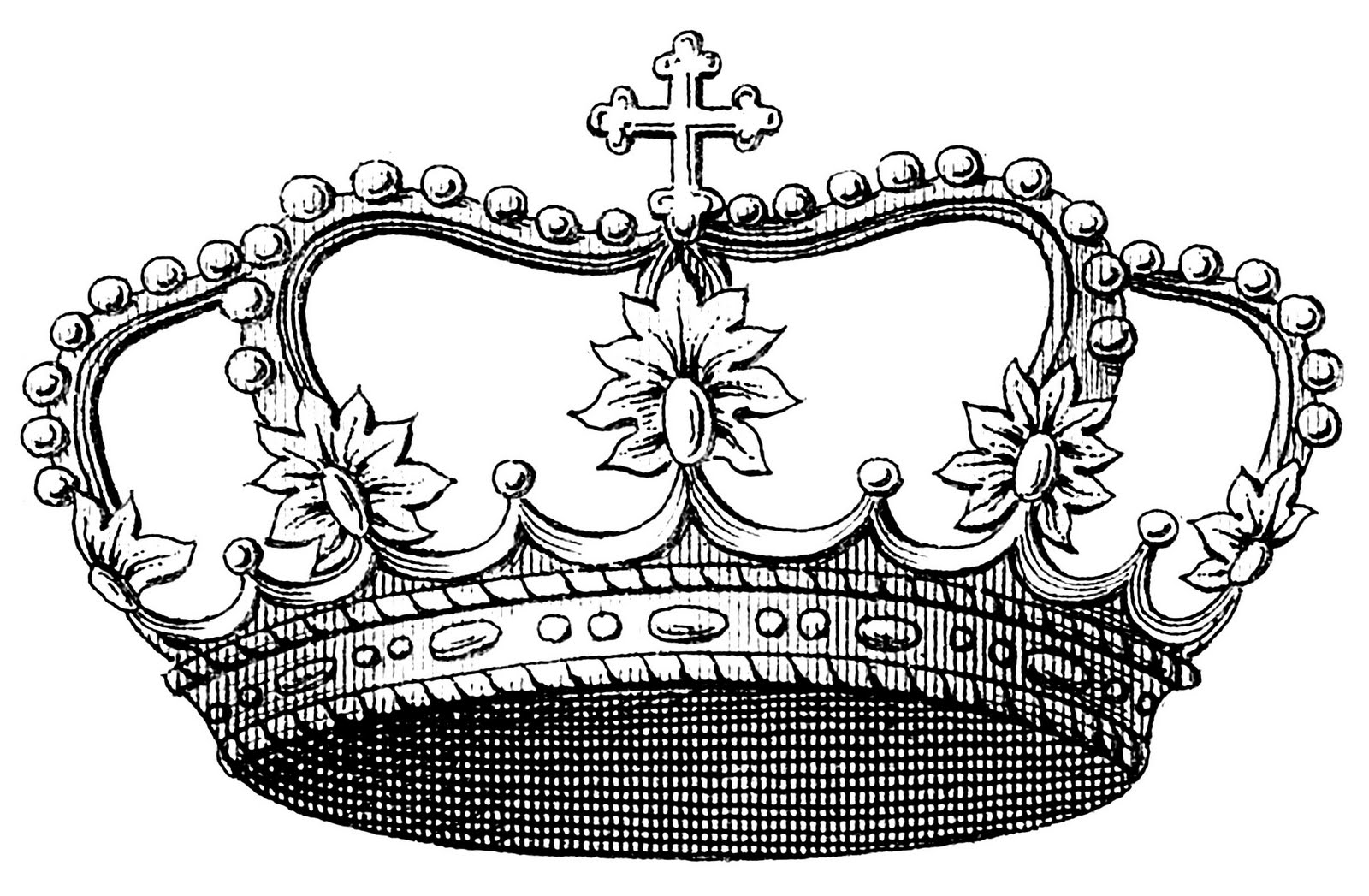 Queen crown clipart kid 3