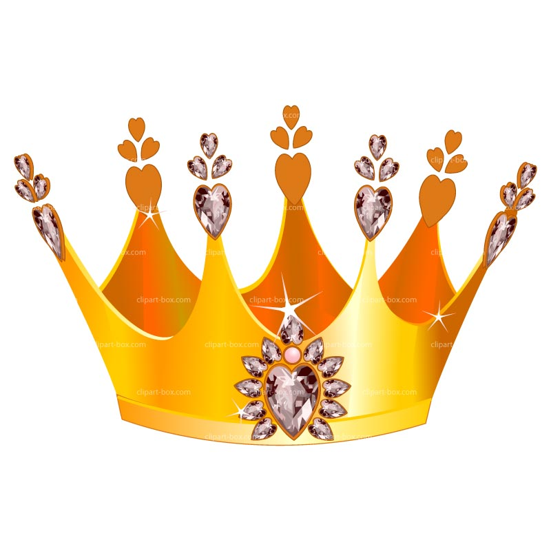 Queen crown clipart kid 4