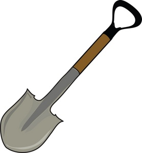 Shovel clipart free download clip art on 4
