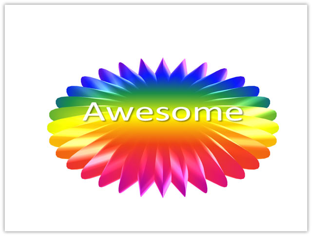 You are awesome clipart 5