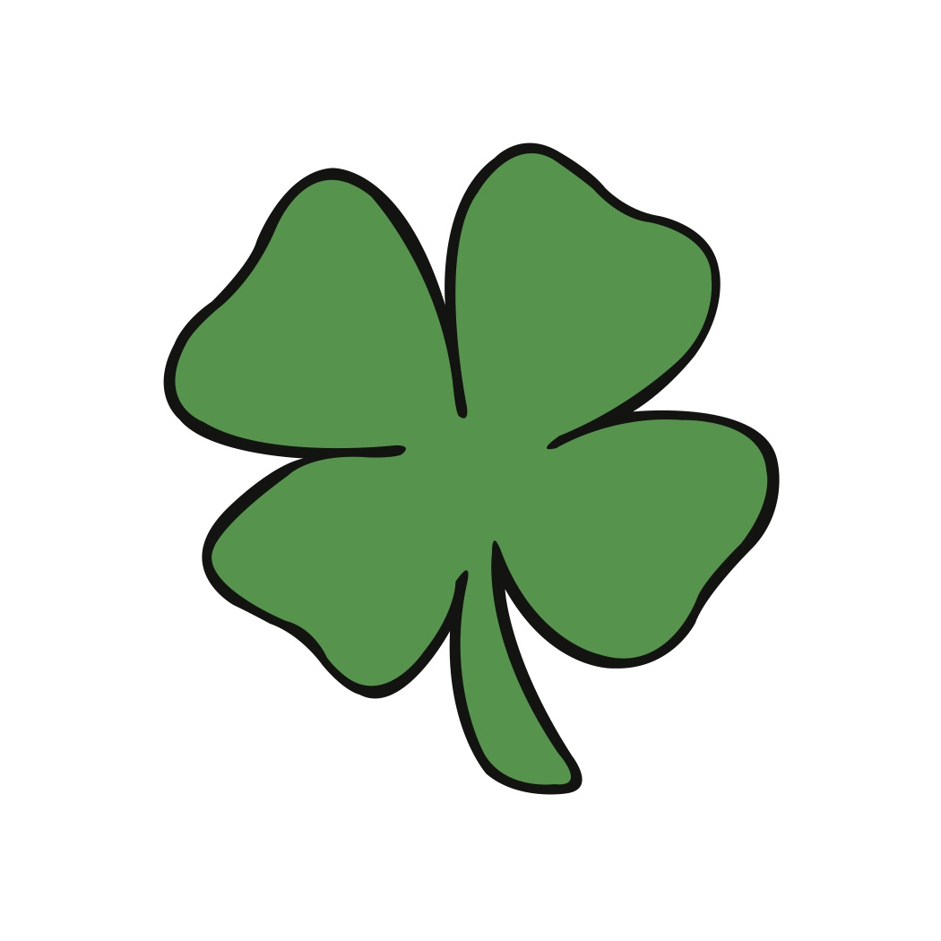 4 leaf clover four leaf clover clipart 3
