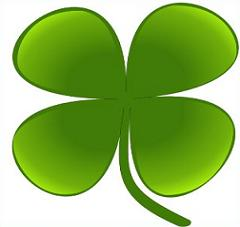 4 leaf clover four leaf clover clipart