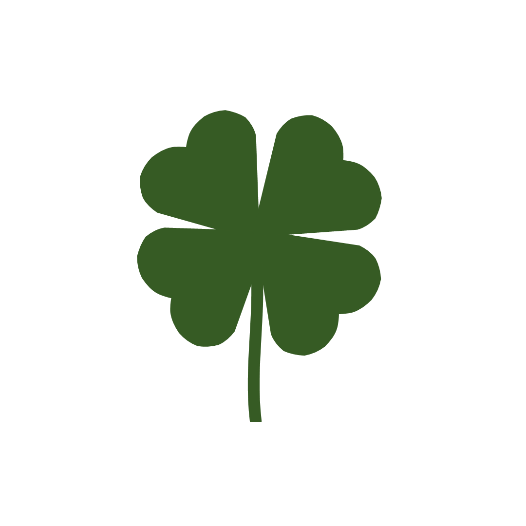 4 leaf clover three leaf clover clip art free idea clipart
