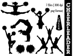 Cheerleading cheer clip art and art on 2