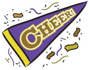 Cheerleading cheer clipart 5
