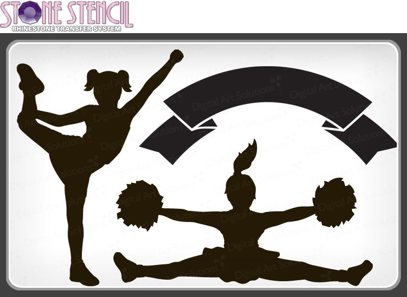 Cheerleading cheer images clip art clipartfest