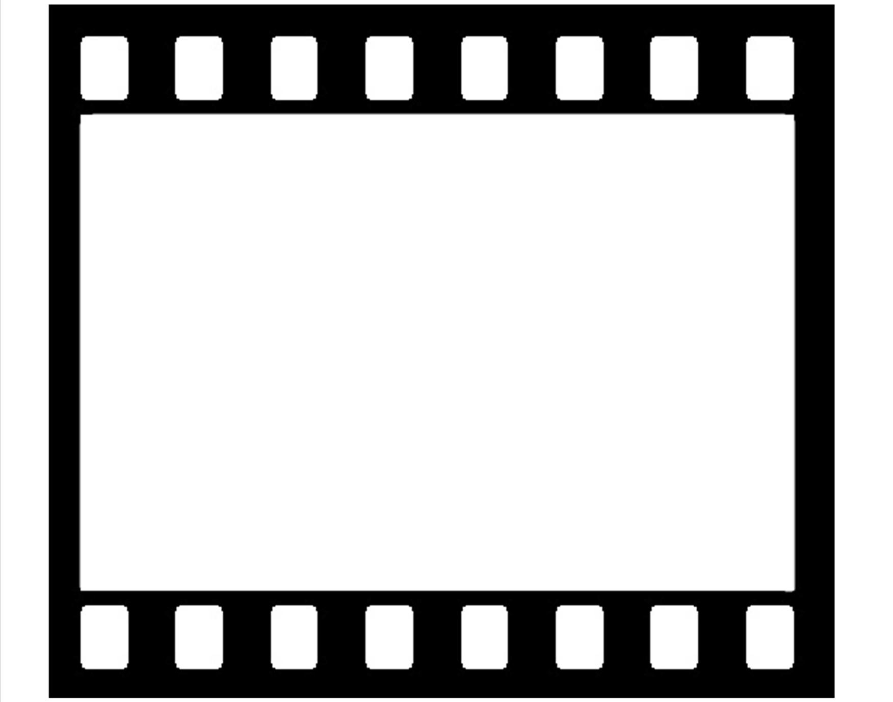 Clipart film strip clipartfest