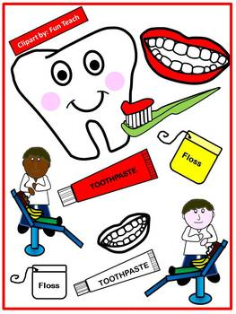 Dental health clip art clipartfest