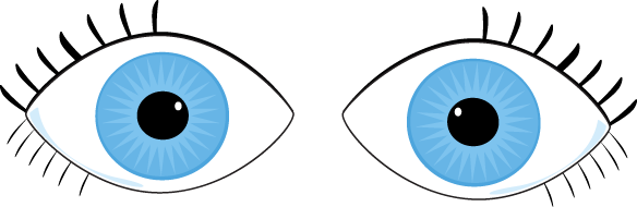 Eyeball clipart free 2