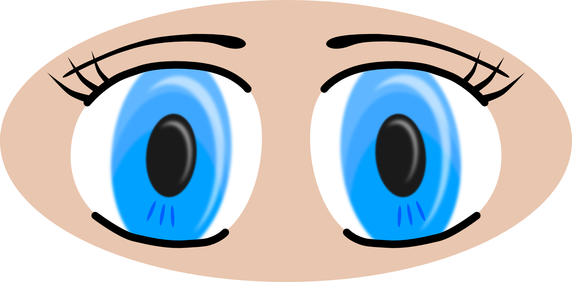 Eyeball eye clip art clipart cliparts for you image
