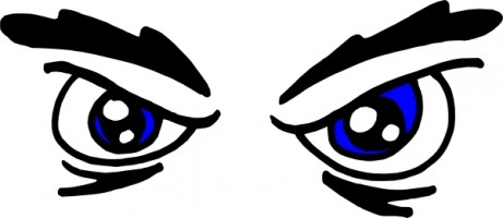 Eyeball eyes cartoon eye clip art clipart image 0 2 2