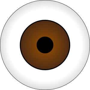 Eyeball eyes clipart free images image 3