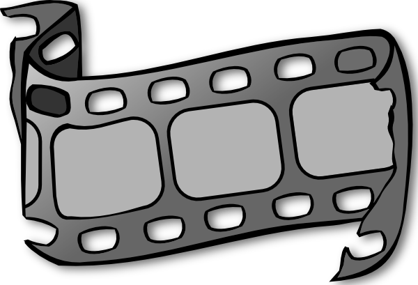 Film strip free to use clip art 2