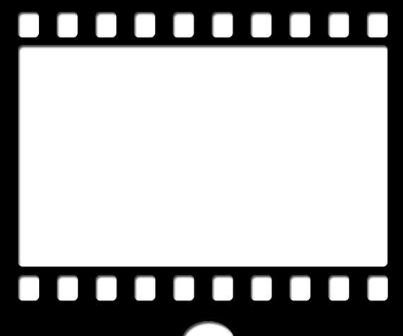 Film strip template peerpex clipart