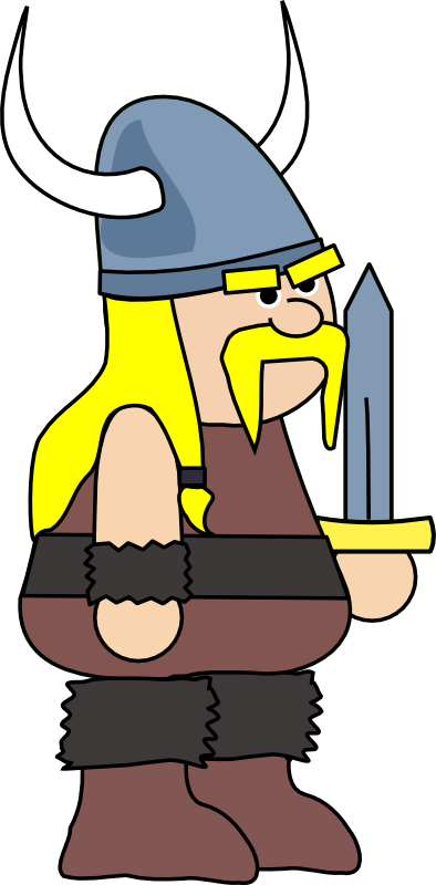 Free viking clipart the cliparts
