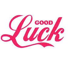 Good luck and clipart