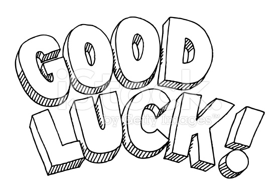 Good luck clipart images clipartfest