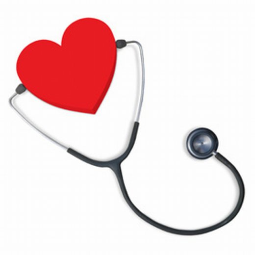 Heart health clipart