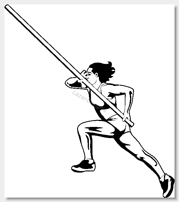 Track and field clip art the cliparts 5