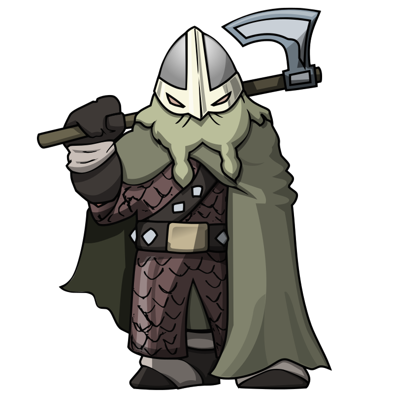 Viking free to use clipart