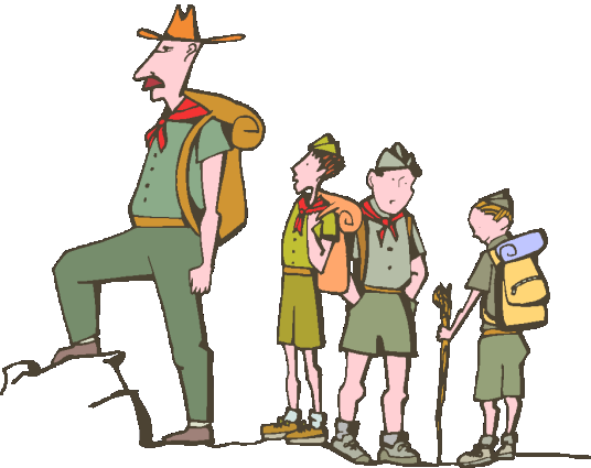 Boy scout boys scout clip art clipartfest 4