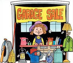 Free garage sale sign clipart 2
