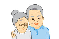 Hug old man clipart clipartfest
