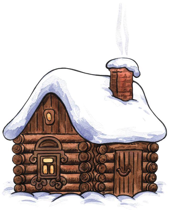 Log cabin clipart border clipartfox