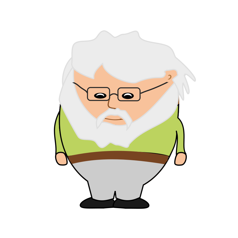 Old man in a suit clipart clipartfox