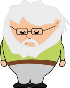This old man clipart clipartfox