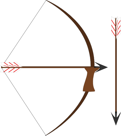 Archery clipart image picture and photo