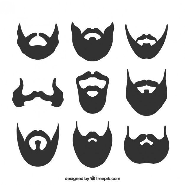 Beard vectors photos and psd files free download clip art