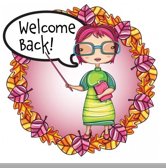 Clipart welcome back work clipartfox 2