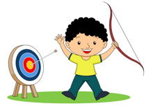 Free sports archery clipart clip art pictures graphics 5