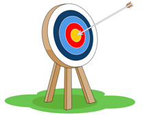 Free sports archery clipart clip art pictures graphics 7