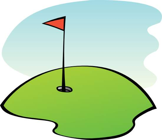 Golf club golf clip art 2