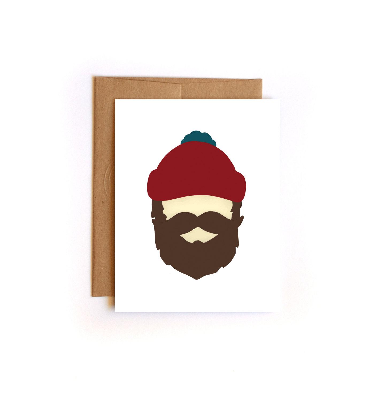 Lumberjack beard clipart