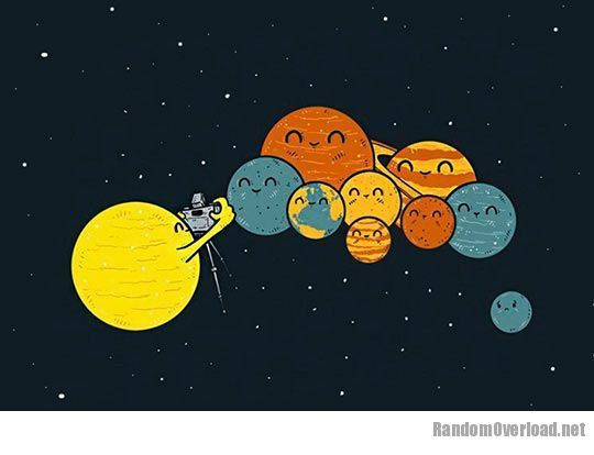 Planets in our solar system clipart clipartfest