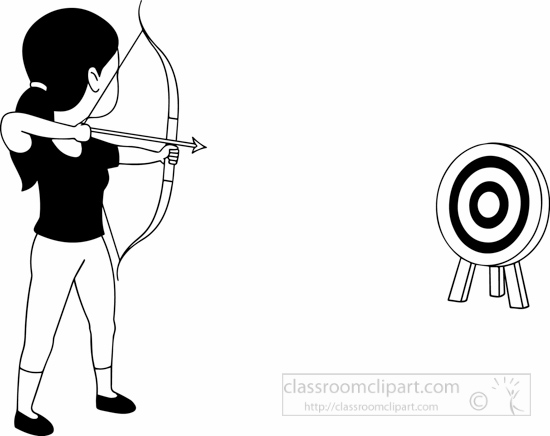 Search results for archery pictures graphics cliparts 4