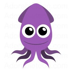 Squid clipart free download clip art on
